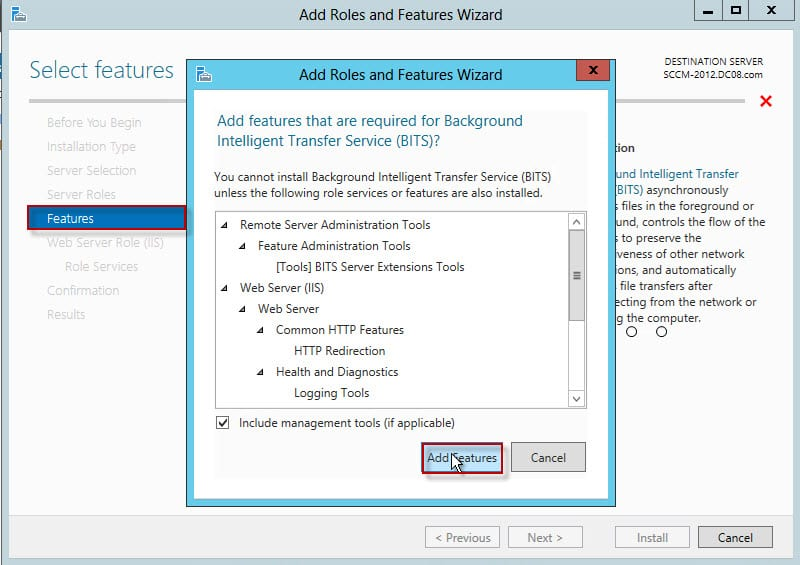 7-Add features that required for Background Intellgent Transfer Service (BITS)
