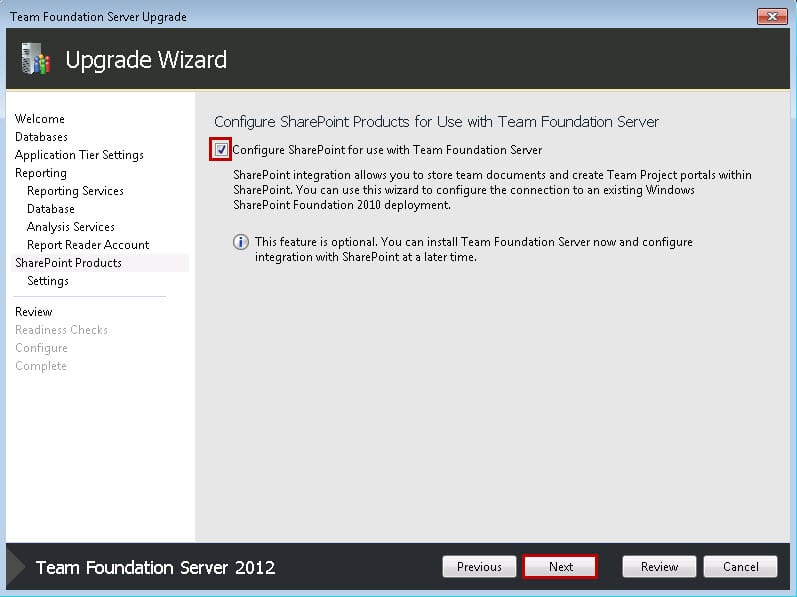 Visual Studio TFS 2012 Update 3 -13