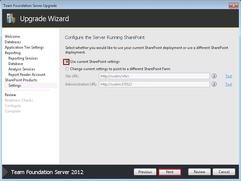 Visual Studio TFS 2012 Update 3 -14
