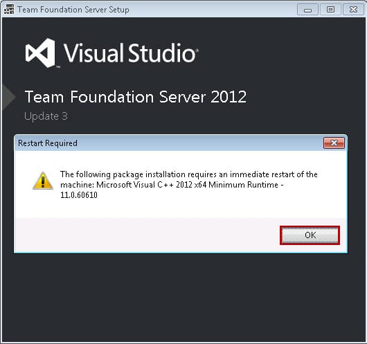 Visual Studio TFS 2012 Update 3 -3