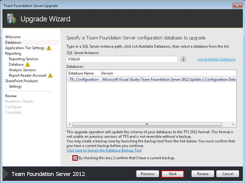 Visual Studio TFS 2012 Update 3 -6