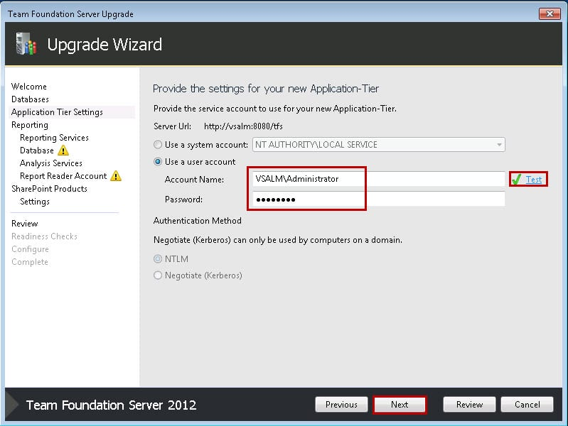 Visual Studio TFS 2012 Update 3 -7