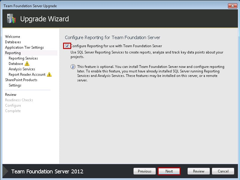 Visual Studio TFS 2012 Update 3 -8