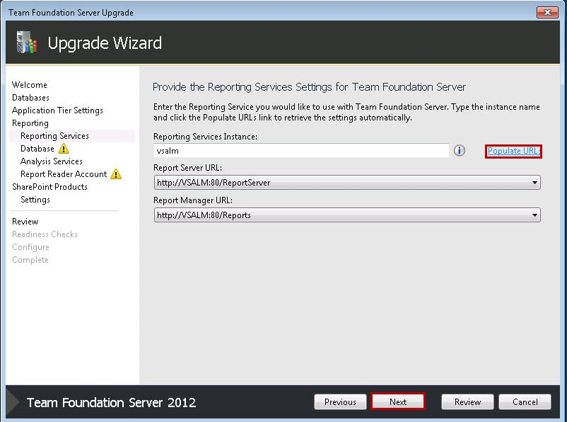 Visual Studio TFS 2012 Update 3 -9