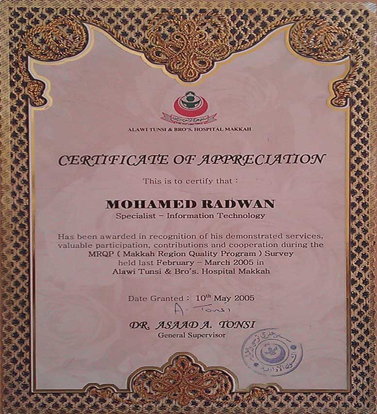 Awards And Certificates Automation Planet
