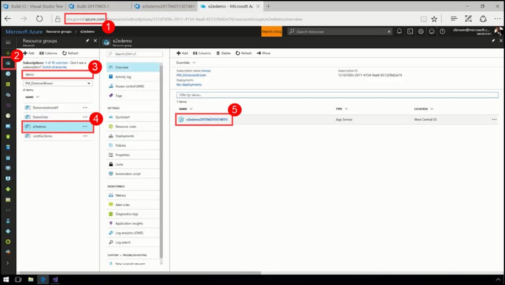11.1-Logging into Azure portal