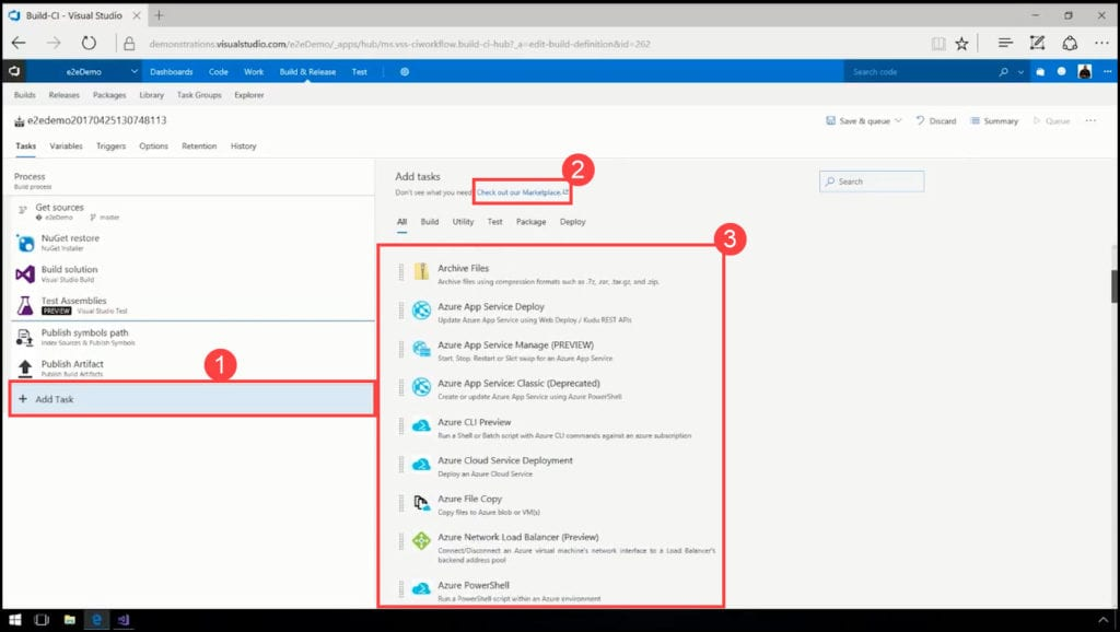 Build a CI/CD Pipeline With Visual Studio - DZone DevOps