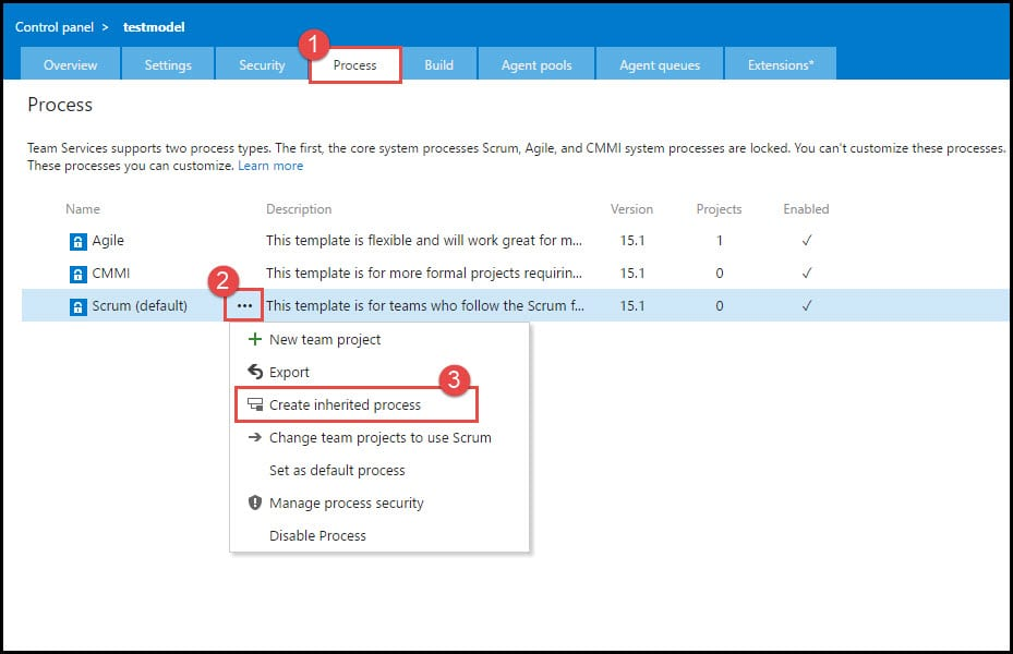 DevOps How to add custom fields to existing work items for VSTS