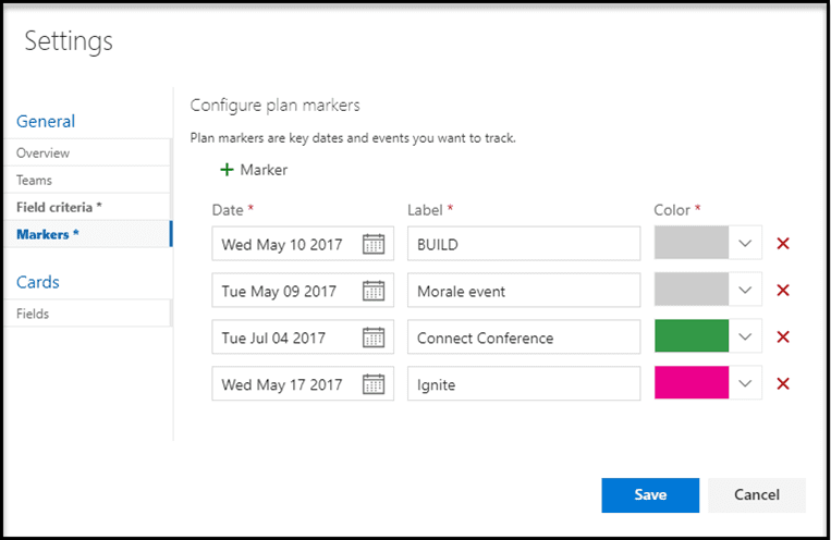 DevOps and Automation Delivery Plans Extension for VSTS