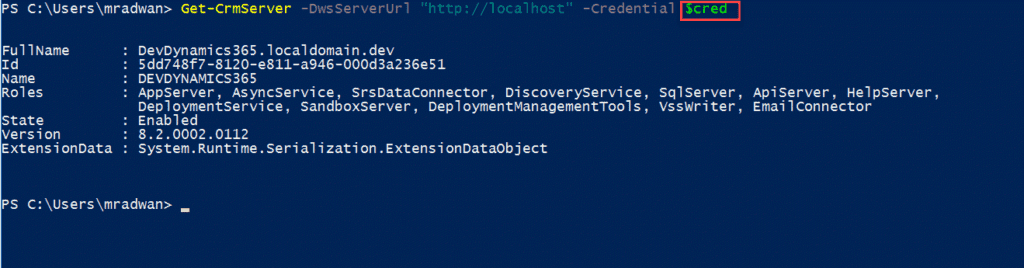 DevOps and Automation Working with Microsoft Dynamics 365 PowerShell