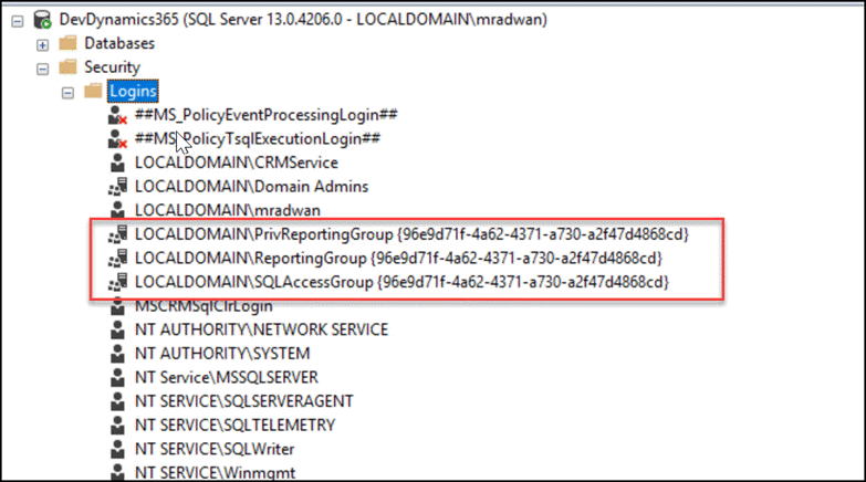 How to solve some Dynamics CRM deployment and permissions errors