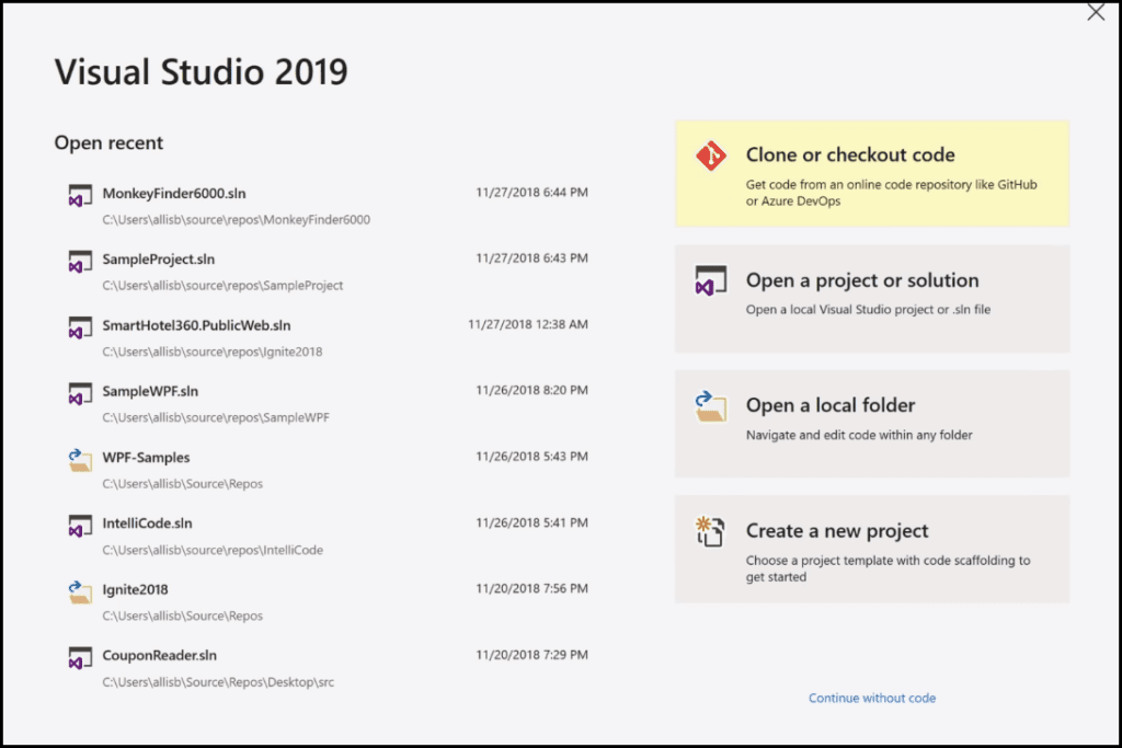 DevOps and Automation What's New in Visual Studio 2019